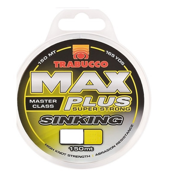 Trabucco Max Plus Sinking 150m. 0.160mm -
